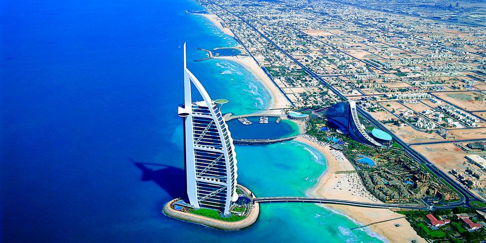 Hotel Burj Al Arab 5* - Dubai 2