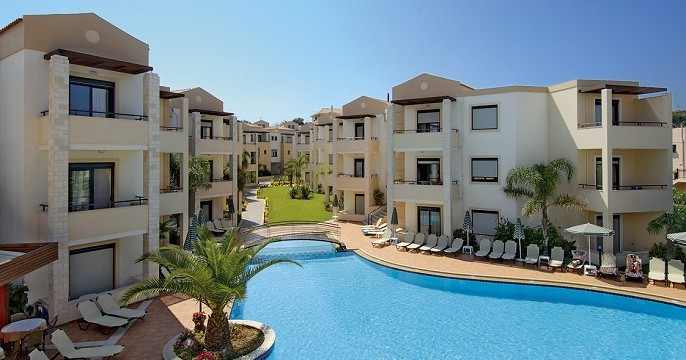 Hotel Creta Palm Resort 4* - Creta Chania