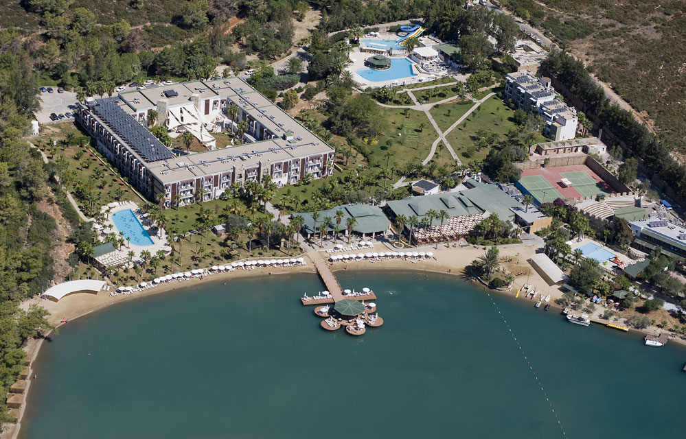 Hotel Crystal Green Bay 5* - Bodrum 22