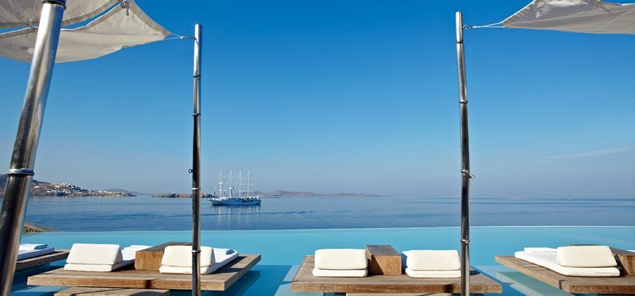 Hotel Cavo Tagoo 5* - Mykonos 7