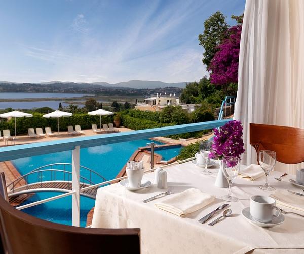 Hotel Divani Corfu Palace 4* - Corfu