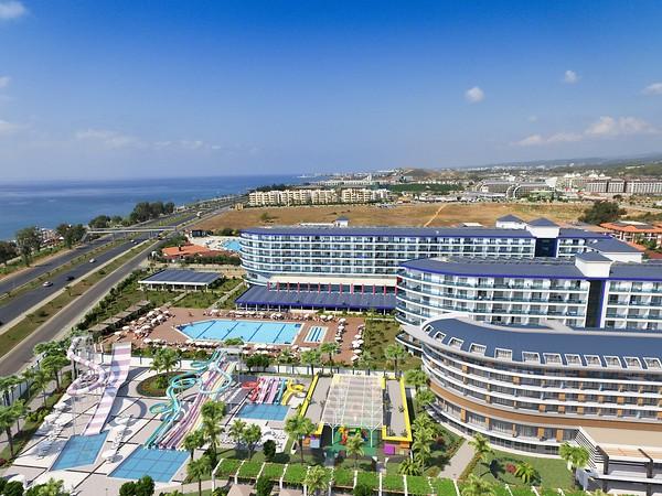 Hotel Eftalia Ocean 5* - Alanya 8