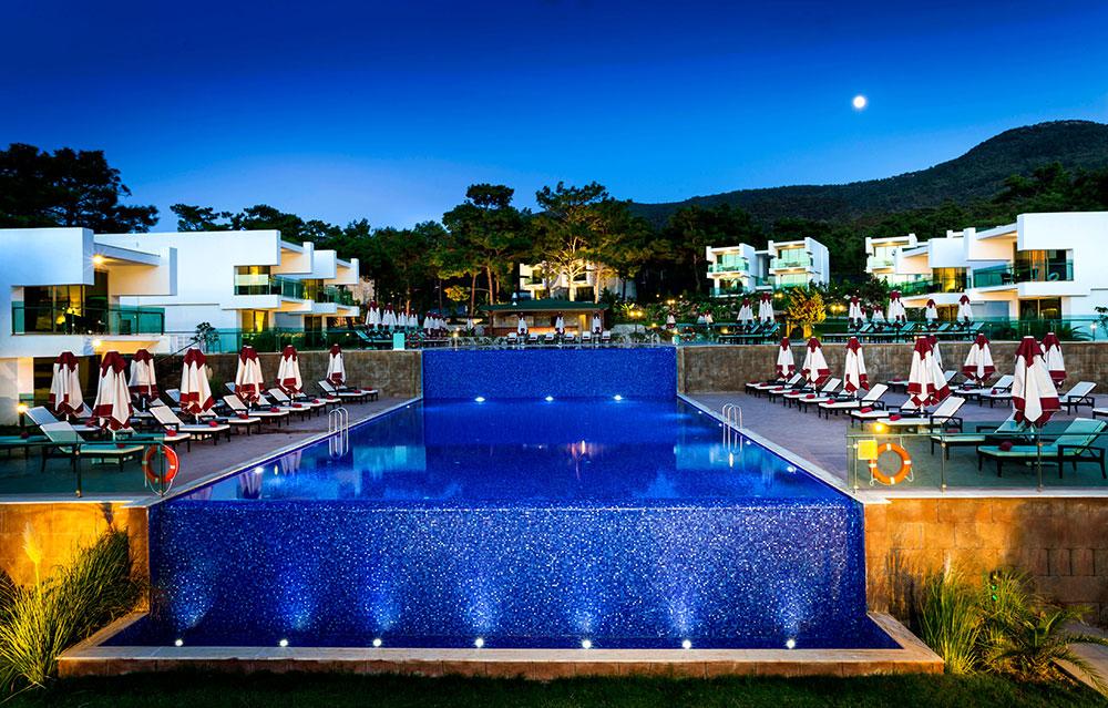 Hotel Vogue Supreme Bodrum 5*  19