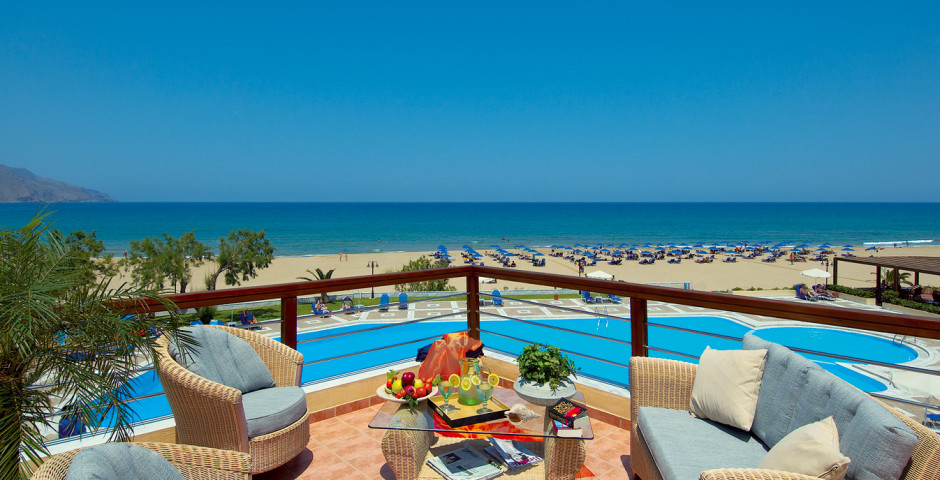 Hotel Pilot Beach Resort 5* - Creta Chania  8