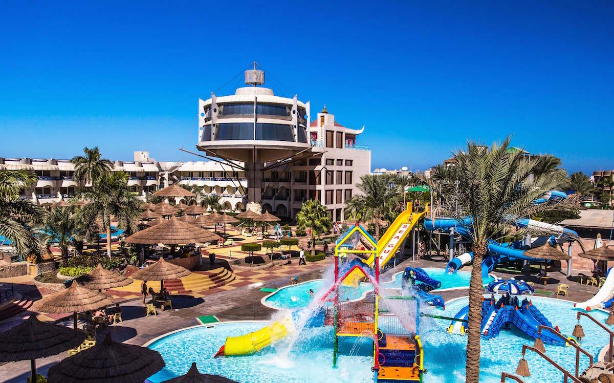 Hotel Seagull 4* - Hurghada