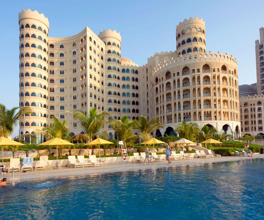 Hotel Al Hamra Residence 4* - Dubai Ras Al Khaimah 22