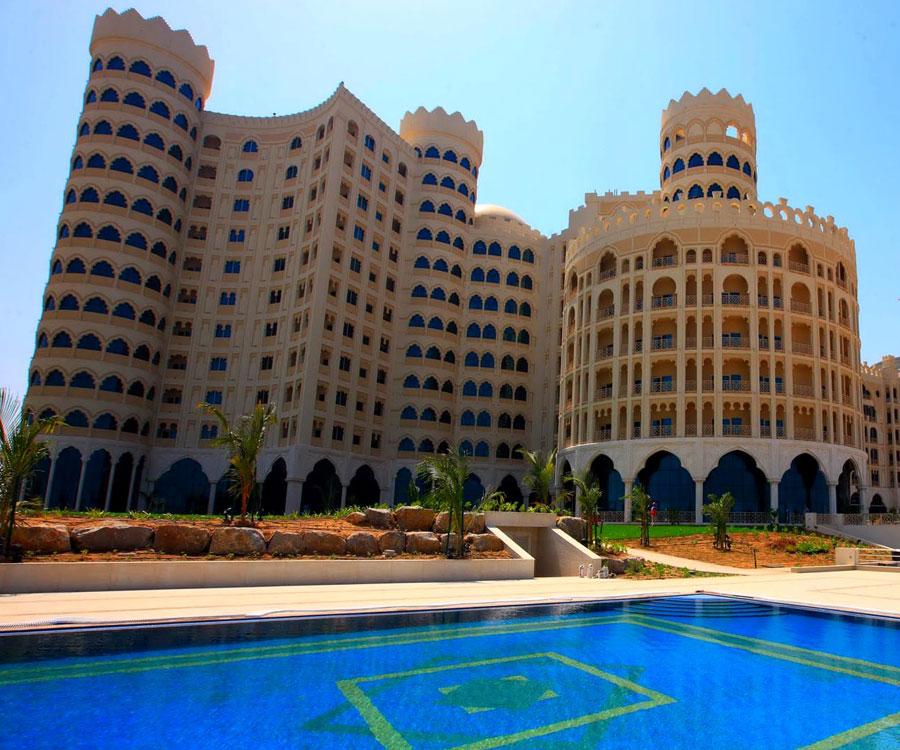 Hotel Al Hamra Residence 4* - Dubai Ras Al Khaimah 1