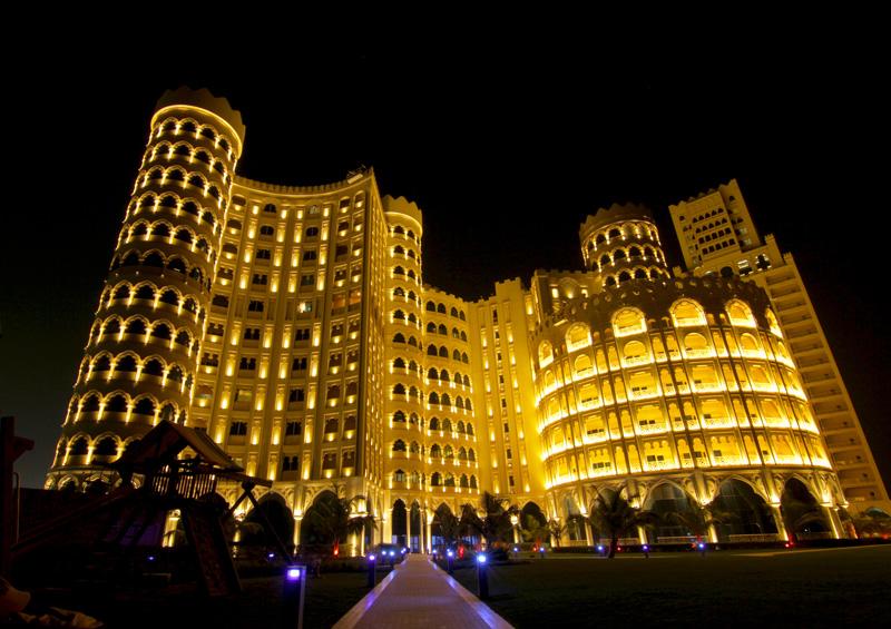 Hotel Al Hamra Residence 4* - Dubai Ras Al Khaimah 8