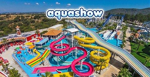 Hotel Aquashow Park 4* - Algarve 21