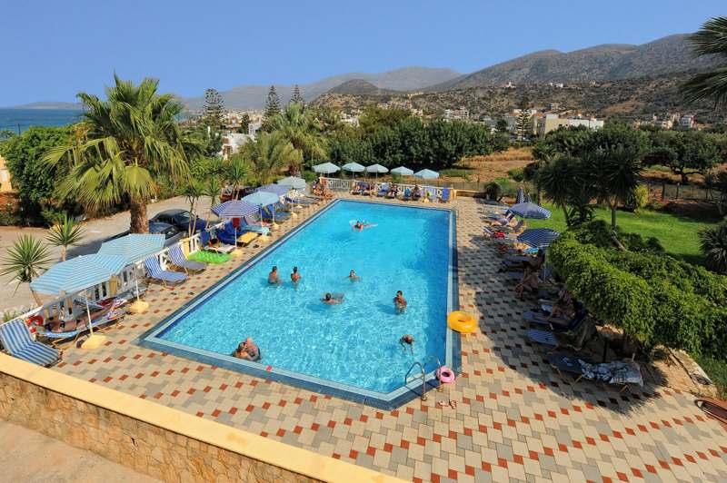 Paloma Garden 3* - Creta Heraklion, vacanta la Hotel Paloma Garden ...