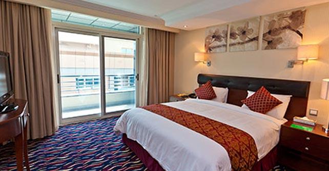 Hotel Cassels Al Barsha 4* - Dubai 10