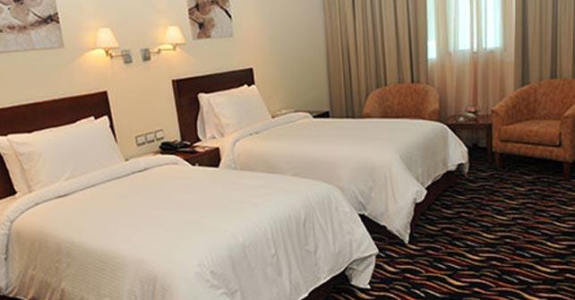 Hotel Cassels Al Barsha 4* - Dubai 11