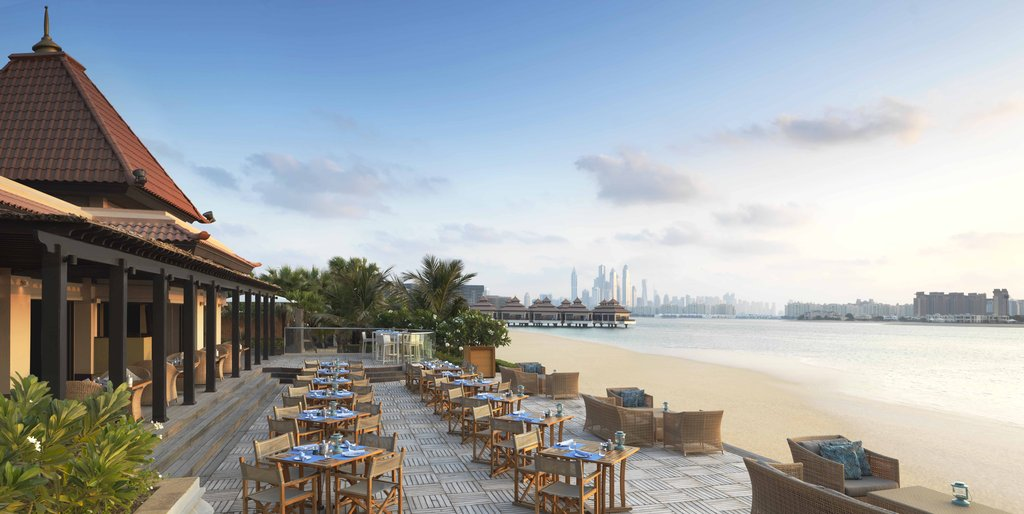 Hotel Anantara Dubai the Palm 5* - Dubai Palm 20