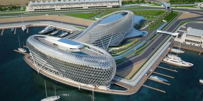 Hotel Yas Viceroy Abu Dhabi 5* - Abu Dhabi 12