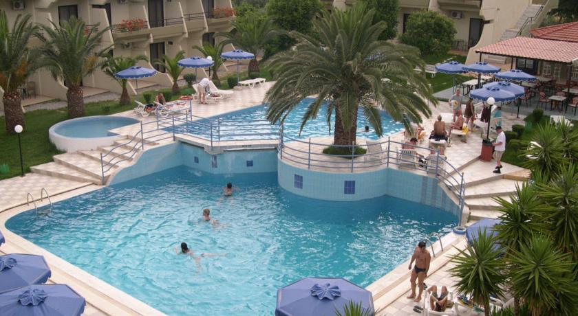 Hotel Virginia 3* - Rodos  11