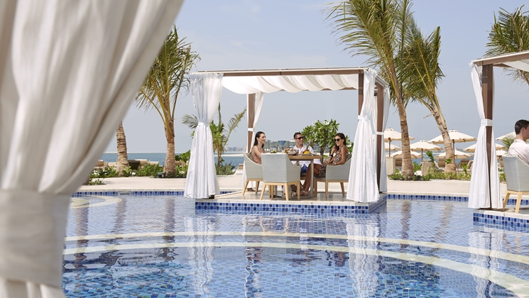Hotel Waldorf Astoria Dubai Palm Jumeirah 5* - Dubai Palm 11