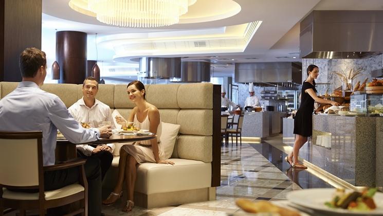 Hotel Waldorf Astoria Dubai Palm Jumeirah 5* - Dubai Palm 22