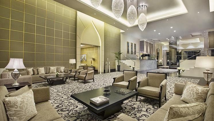 Hotel Waldorf Astoria Dubai Palm Jumeirah 5* - Dubai Palm 24