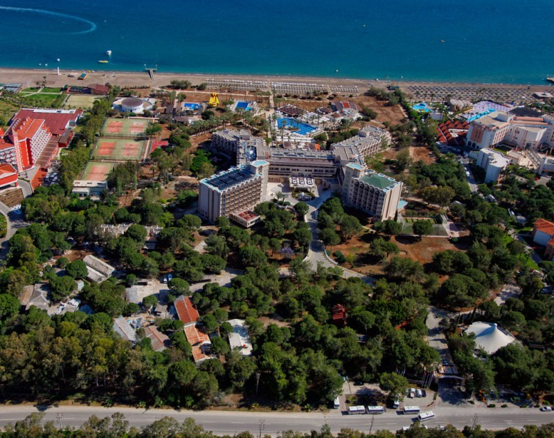 Hotel Crystal Tat Beach Resort 5* - Belek