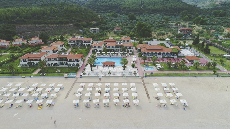 Bomo Assa Maris Beach 4* - Halkidiki 7