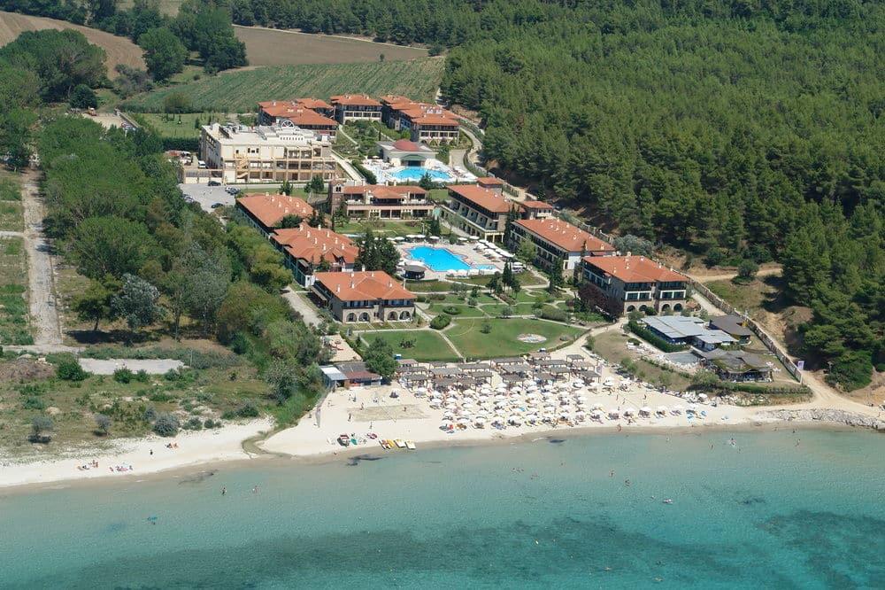 Hotel Simantro Beach 5* - Halkidiki, gratuit la cazare 2 copii pana la 11 ani 11