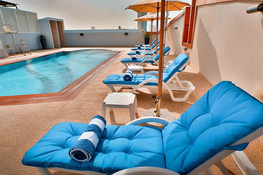 Hotel Signature AL Barsha 4* - Dubai 11