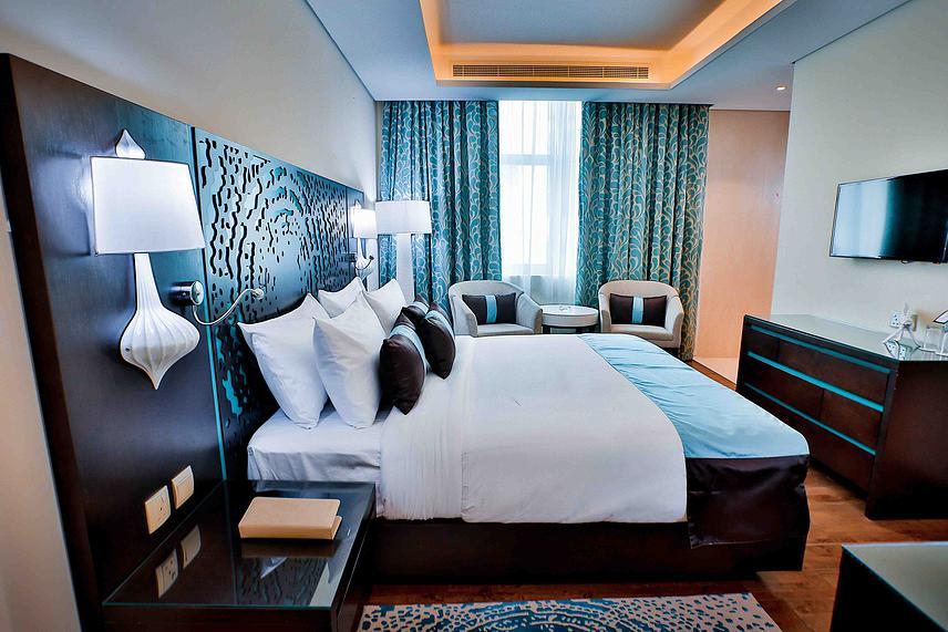 Hotel Signature AL Barsha 4* - Dubai 8