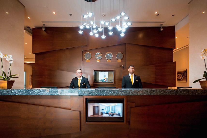 Hotel Signature AL Barsha 4* - Dubai 12