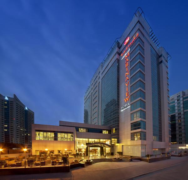 Hotel Marina View Apartments 4* - Dubai 15