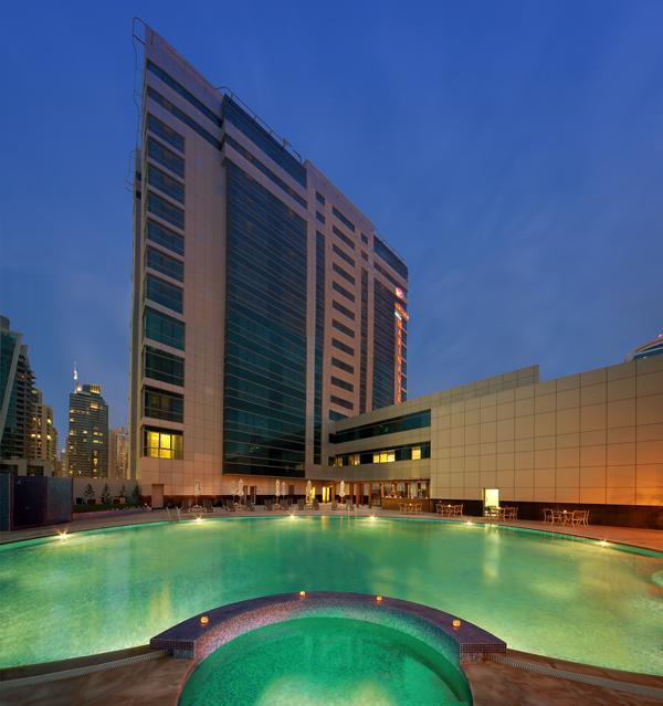 Hotel Marina View Apartments 4* - Dubai 16