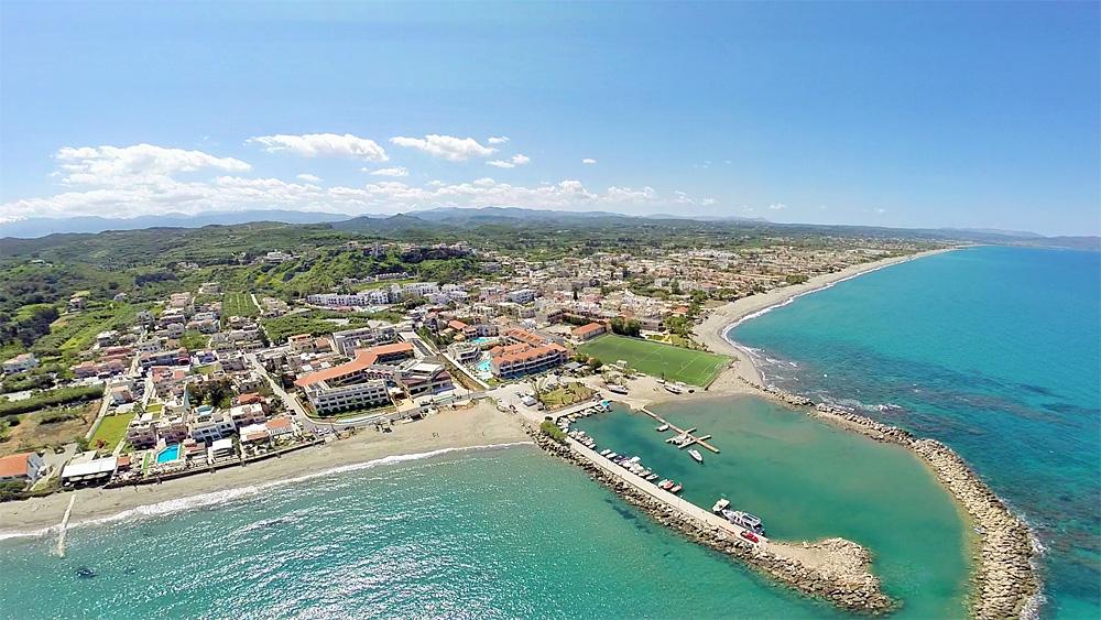 Hotel Porto Platanias 5* - Creta Chania  1