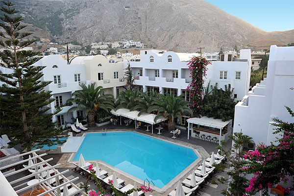 Hotel Afroditi Venus Beach & Spa 4* - Santorini 11