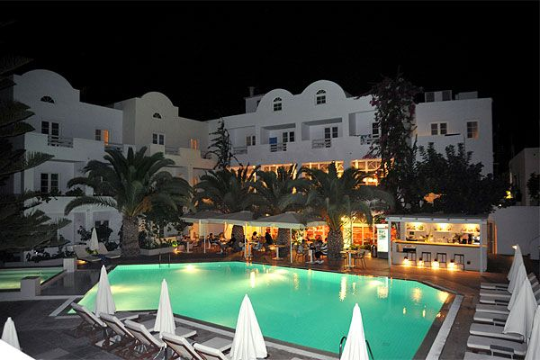 Hotel Afroditi Venus Beach & Spa 4* - Santorini 12