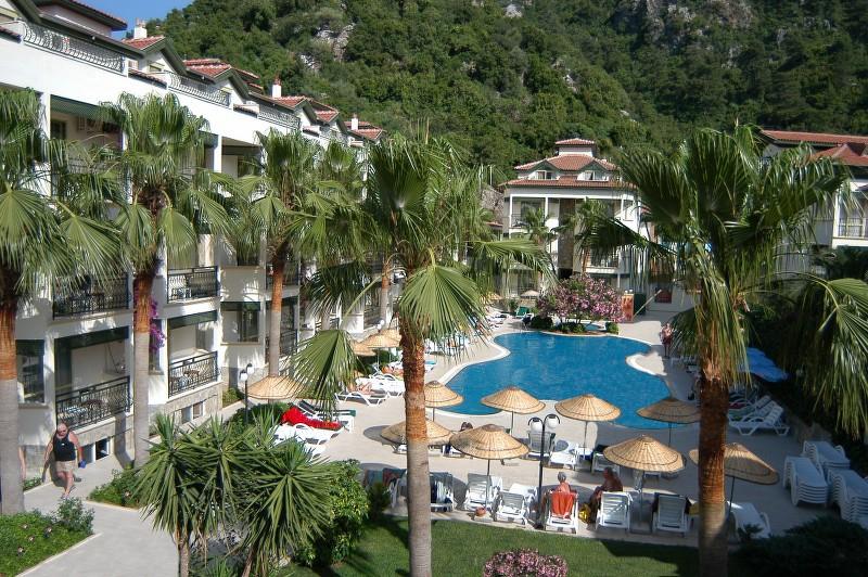 Hotel Mirage World 4* - Marmaris 2