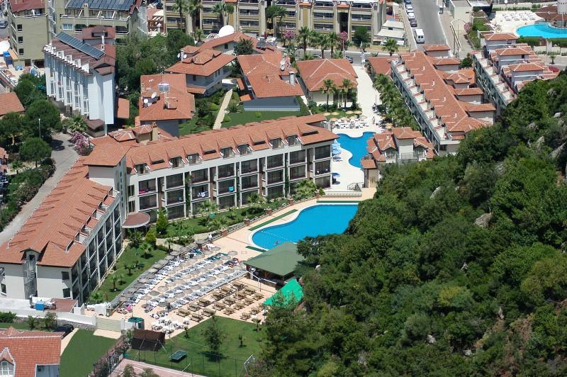 Hotel Mirage World 4* - Marmaris 4