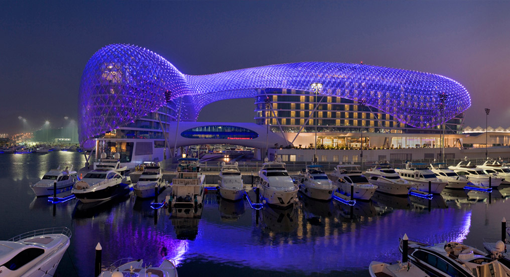 Hotel Yas Viceroy Abu Dhabi 5* - Abu Dhabi 11