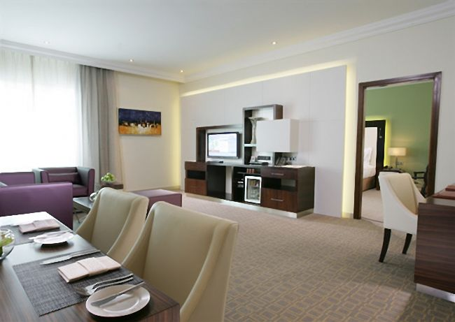 Hotel Auris Plaza Al Barsha 5* - Dubai 10