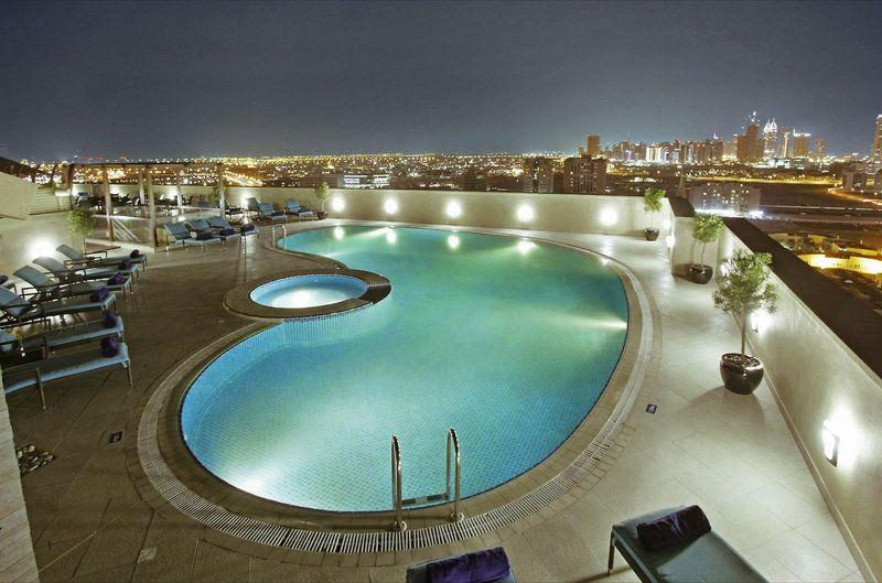 Hotel Auris Plaza Al Barsha 5* - Dubai 16