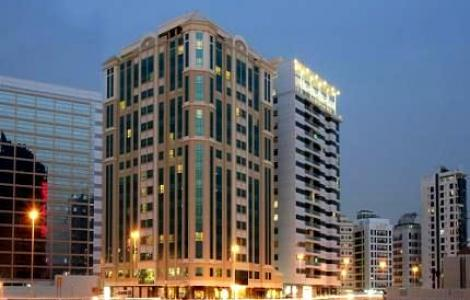 Hotel Auris Plaza Al Barsha 5* - Dubai 20