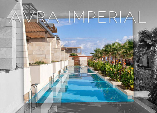 Hotel Avra Imperial 5* - Creta Chania  21