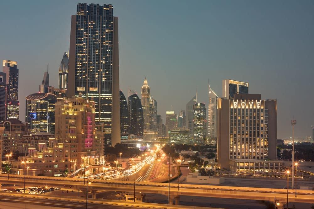 Revelion 2018 Rove Downtown 3* - Dubai 15