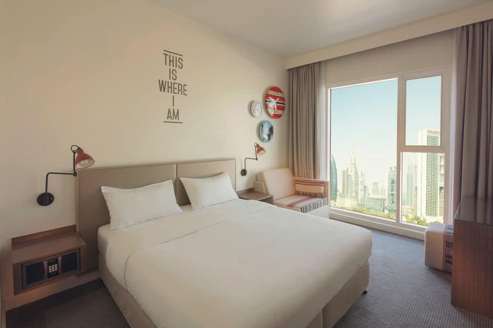 Hotel Rove Downtown 3* - Dubai 14