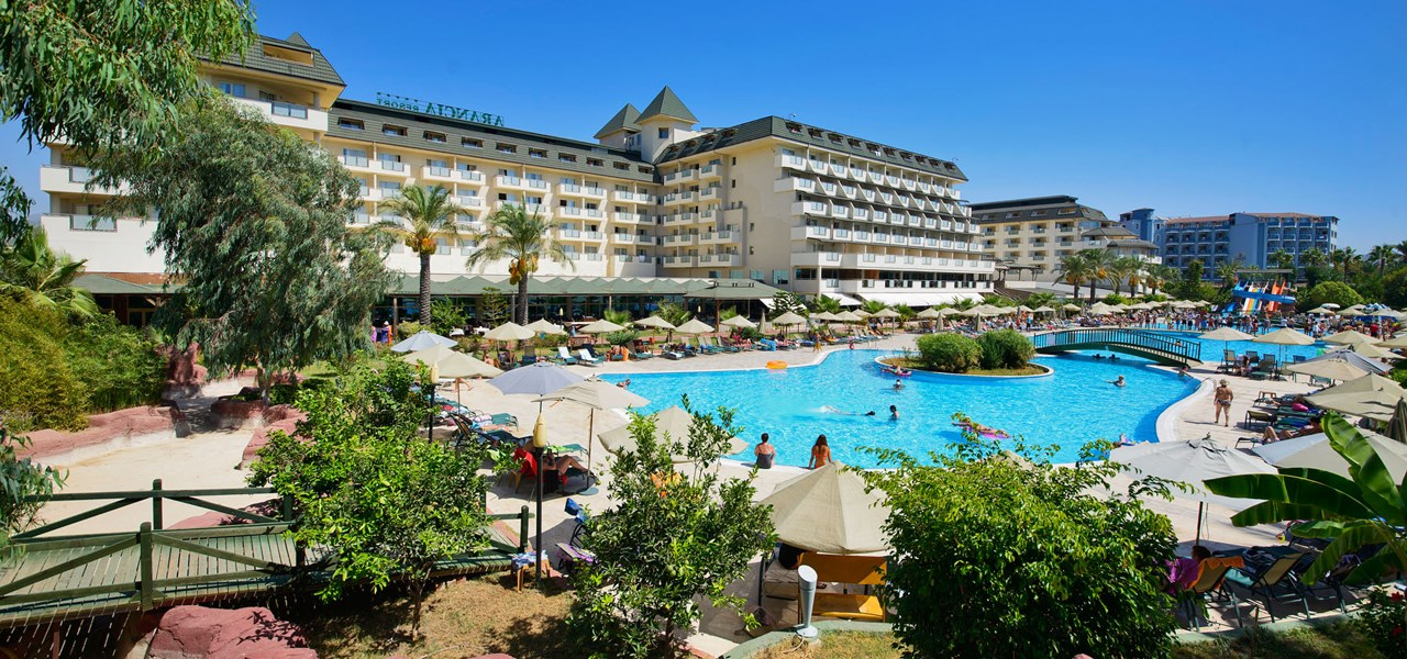 Hotel MC Arancia Resort 5* - Alanya