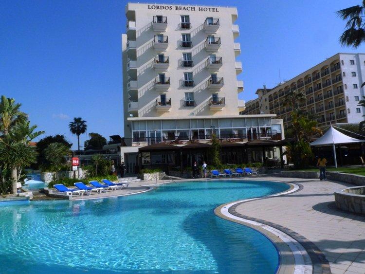 Hotel Lordos Beach 4* - Cipru 25