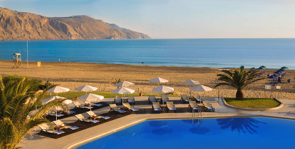 Hotel Pilot Beach Resort 5* - Creta Chania  5