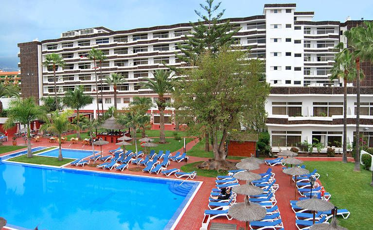 Sejur revelion 2015 hotel blue sea puerto resort 4 - Blue sea puerto resort tenerife ...
