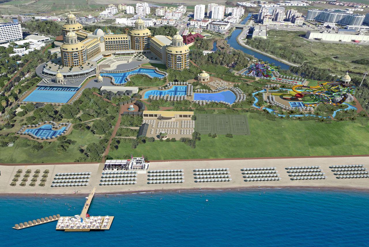 Hotel Delphin Be Grand Resort 5* - Lara