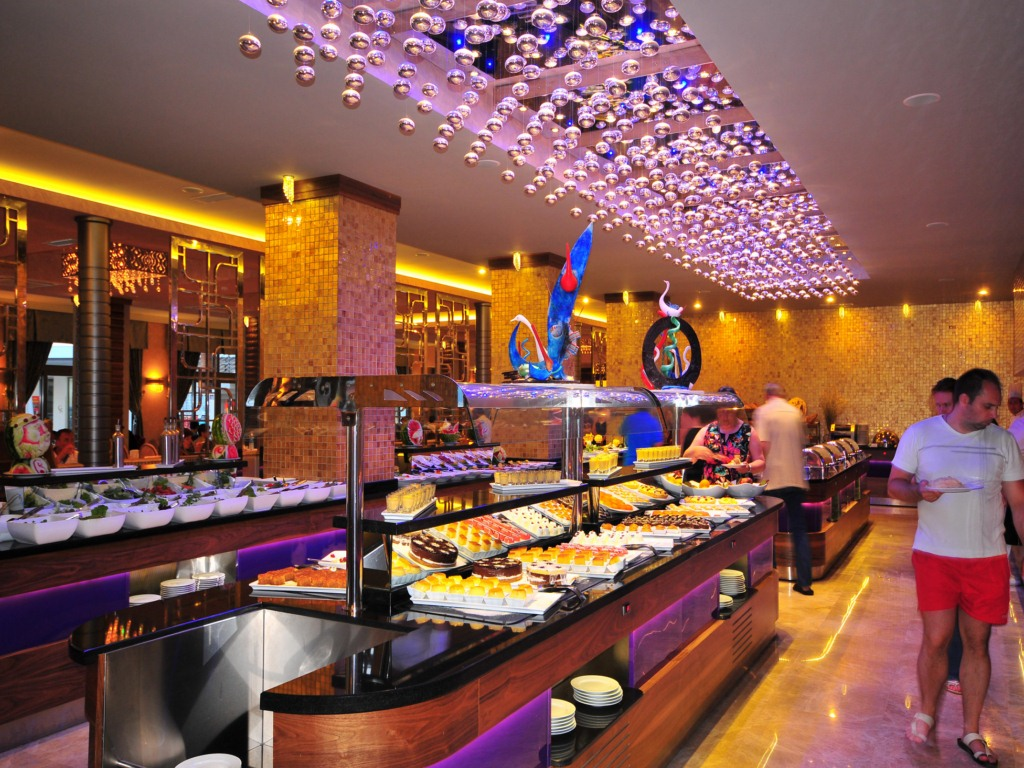 Hotel Golden Rock Beach 5* - Marmaris  2