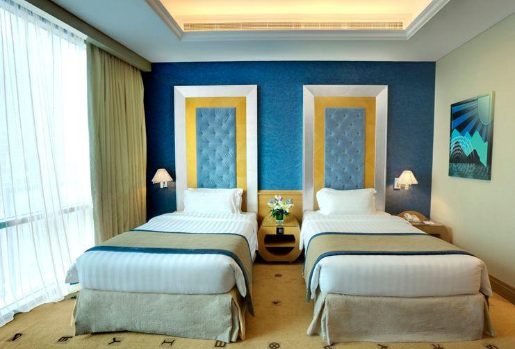 Hotel Byblos Tecom 4* - Dubai 3