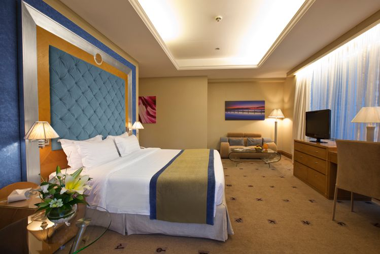 Hotel Byblos Tecom 4* - Dubai 8